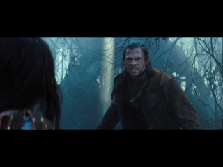 ��������� �� ��������� / Snow White and the Huntsman - [Official ukrainian trailer]