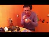 Как легко почистить яйцо :)