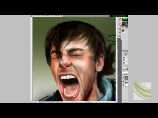 Thomas Grin - Speed painting